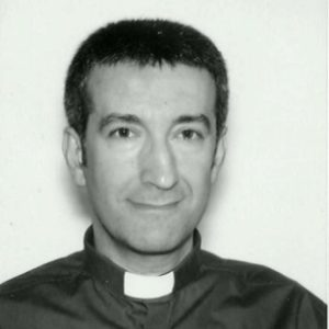 M° don Alberto Brunelli <br>Dir. Segr. Organisti 1999-2004
