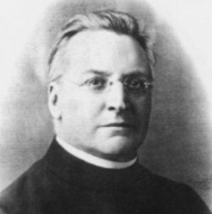 Padre Angelo De Santi sj Presidente A.I.S.C. 1909-1922