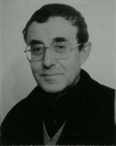 M° p. Antonio Fant <br> Dir. Segr. Religiosi 1994-1995