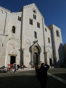 Bari, 14 novembre 2010 Basilica di San Nicola.