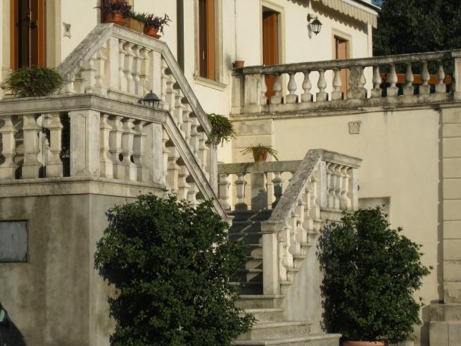 """""""Casa San Bastiano"""", sede del Convegno."""