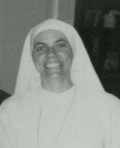 M° suor Cecilia Stiz <br> Dir. Segr. Religiose 1989-1994 1999-2004