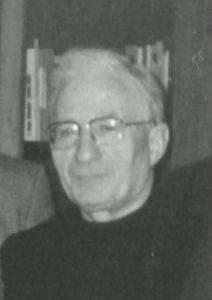M° p. Emidio Papinutti <br>Segretario Generale 1972-1988