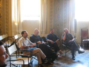 Alcuni dei partecipanti al corso.