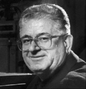 M° Mons. Ivo Meini <br>Dir. Segr. Compositori 1994-1999 <br>Dir. Segr. Seminari 2004-2009