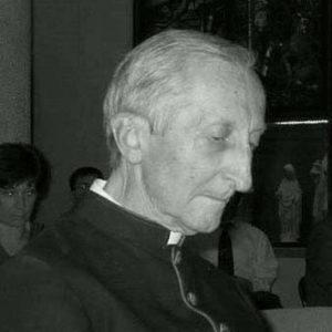 M° Mons. Luciano Migliavacca <br>Vice Presidente 1977-1999