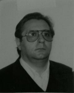 M° Mons. Lupo Ciaglia <br> Dir. Segr. Seminari 1994-2004