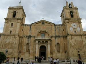 Malta, 16 novembre 2010 La Valletta, concattedrale di San Giovanni.