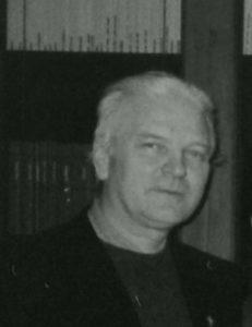 M° Mons. Mario Saccardo <br> Dir. Segr. Istituti Diocesani Musica Sacra 1974-1994