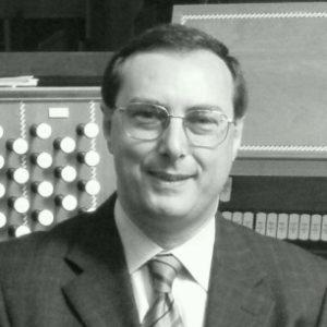 M° Massimo Nosetti <br>Dir. Segr. Organisti 1994-1999; 2004-2009 <br>Dir. Segr. Organisti-Organologia 2009-2014