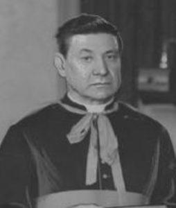 Mons. Carlo Respighi Presidente A.I.S.C. 1928-1947