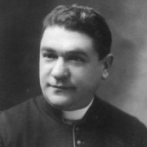 M° Mons. Raffaele Casimiri <br>Direttore del Bollettino Ceciliano 1935-1943