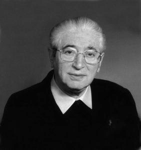 M° don Natale Luigi Barosco sdb <br>Dir. Segr. Seminari 1975-1991
