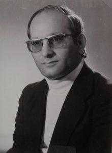 M° Mons. Nunzio Schilirò <br> Dir. Segr. Istituti Diocesani Musica Sacra 1996-2004