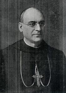 Rmo. Ab. D. Paolo M. Ferretti osb <br>Vice Presidente 1928-1933
