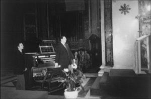 Basilica S. Maria in Traspontina – Roma: Concerto d'organo, Mº Massimo Nosetti (23 Novembre 2006).