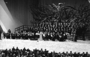 """Aula Paolo VI – Vaticano, concerto de """"La Camerata"""" di Cremona (25 Novembre 2006)."""