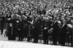 Aula Paolo VI - Vaticano: udienza del S. Padre Benedetto XVI (10 Novembre 2012).