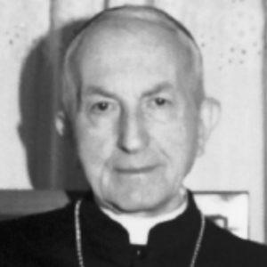 S. E. Mons. Antonio Mistrorigo Presidente A.I.S.C. 1968-1999