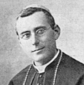 S. E. Mons. Ferdinando Rodolfi Presidente A.I.S.C. 1923-1928