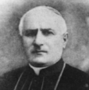 S. E. Mons. Giuseppe Rossino Presidente A.I.S.C. 1948-1949