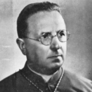S. E. Mons. Italo Alcini Presidente A.I.S.C. 1951-1962