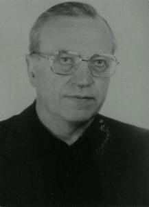 M° p. Sante Zaccaria <br>Direttore del Bollettino Ceciliano 1972-1995