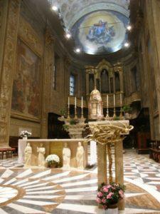 Savona, 18 novembre 2010 Cattedrale.