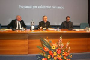 Saluto di S.E. Mons. Pietro Bottaccioli, Vescovo Emerito di Gubbio.