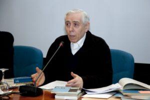 M. don Valentino Donella, Direttore del Bollettino Ceciliano.