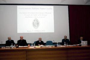 Conclusioni di don Giuseppe Ferri, Vicepresidente AISC.
