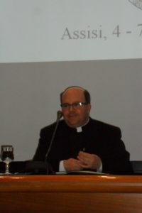 Mons. Juan Miguel Ferrer Grenesche, Sottosegretario Congregazione per il Culto Divino e la Disciplina dei Sacramenti.