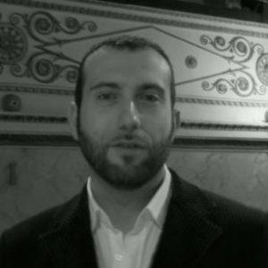 M° Simone Baiocchi <br>Dir. Segr. Compositori 2014-2019