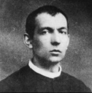 S. E. Dom Ambrogio Amelli osb Presidente Onorario A.I.S.C. 1909-1933