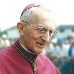 S. E. Mons. Antonio Mistrorigo Presidente Onorario A.I.S.C. 1999-2012