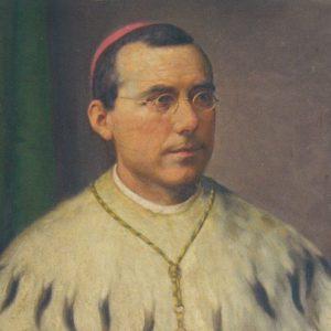S. E. Mons. Ferdinando Rodolfi Presidente Onorario A.I.S.C. 1929-1943