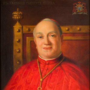 E.mo Card. Clemente Micara, 1951-1953