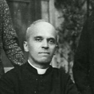 M° Mons. Ernesto Dalla Libera Segretario Generale 1923-1934