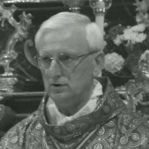 M° Mons. Gianluigi Rusconi Dir. Segr. Giovani 1977-1983