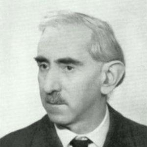 M° Renato Lunelli Dir. Segr. Organologia 1950-1958