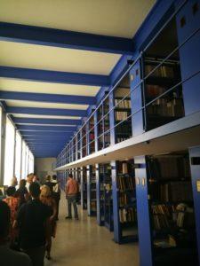 In visita alla Biblioteca del P.I.M.S.